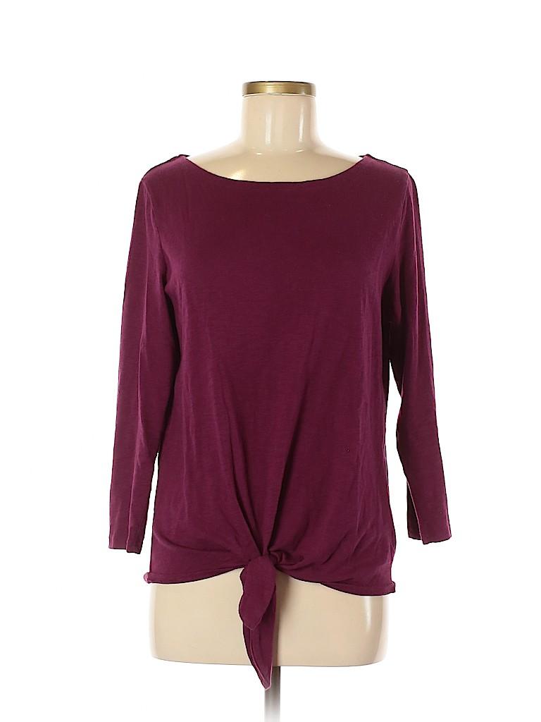 Old Navy Women 3/4 Sleeve T-Shirt Size M