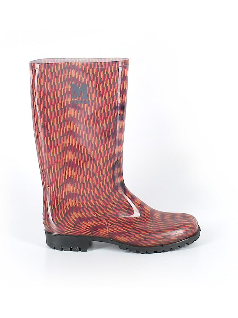 M Missoni Women Rain Boots Size 41 (EU)