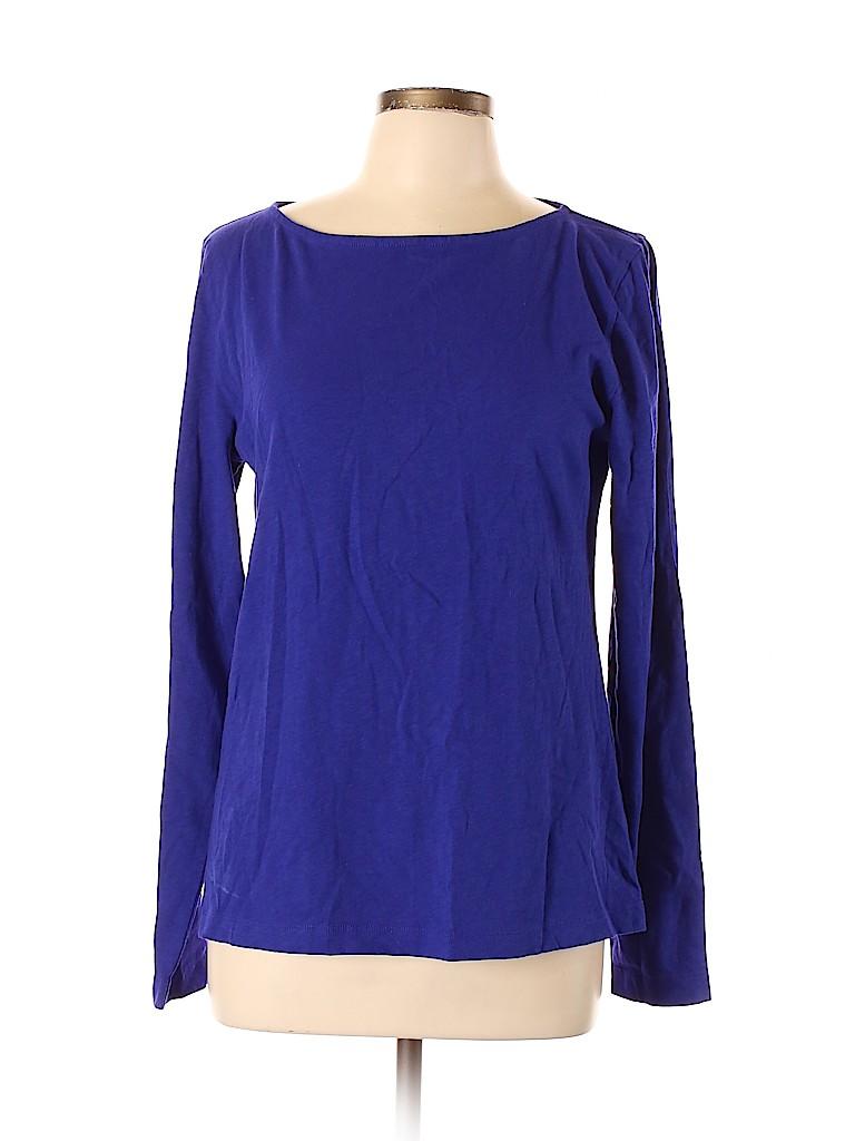 J. Crew Women Long Sleeve T-Shirt Size XL