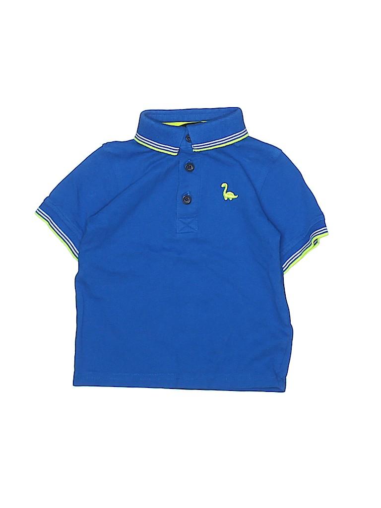 George Boys Short Sleeve Polo Size 1 1/2 - 2 YEARS
