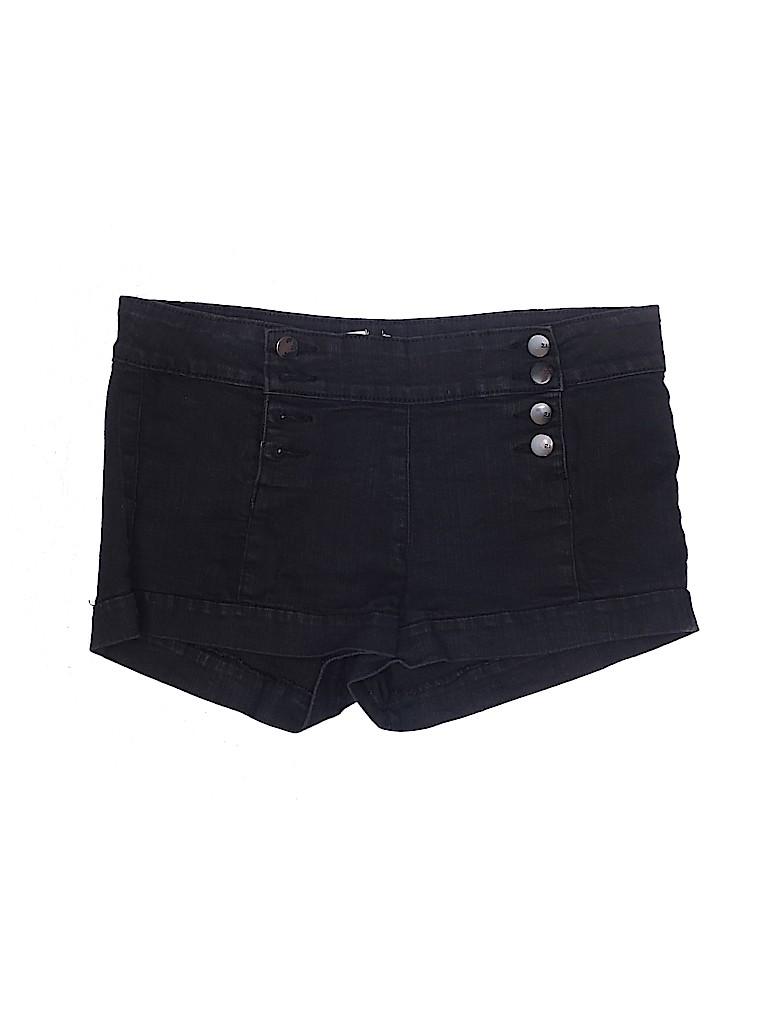 Brand Unspecified Women Denim Shorts Size 29 (Plus)