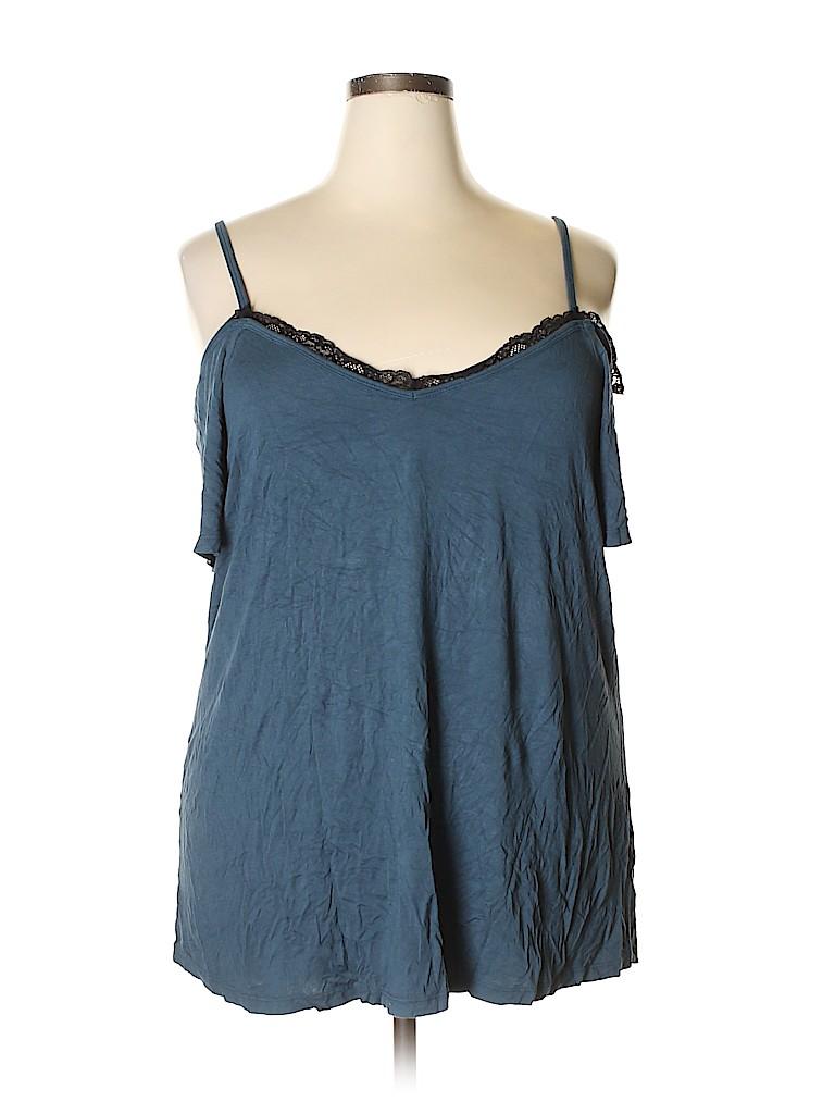 Torrid Women Short Sleeve Top Size 2X Plus (2) (Plus)