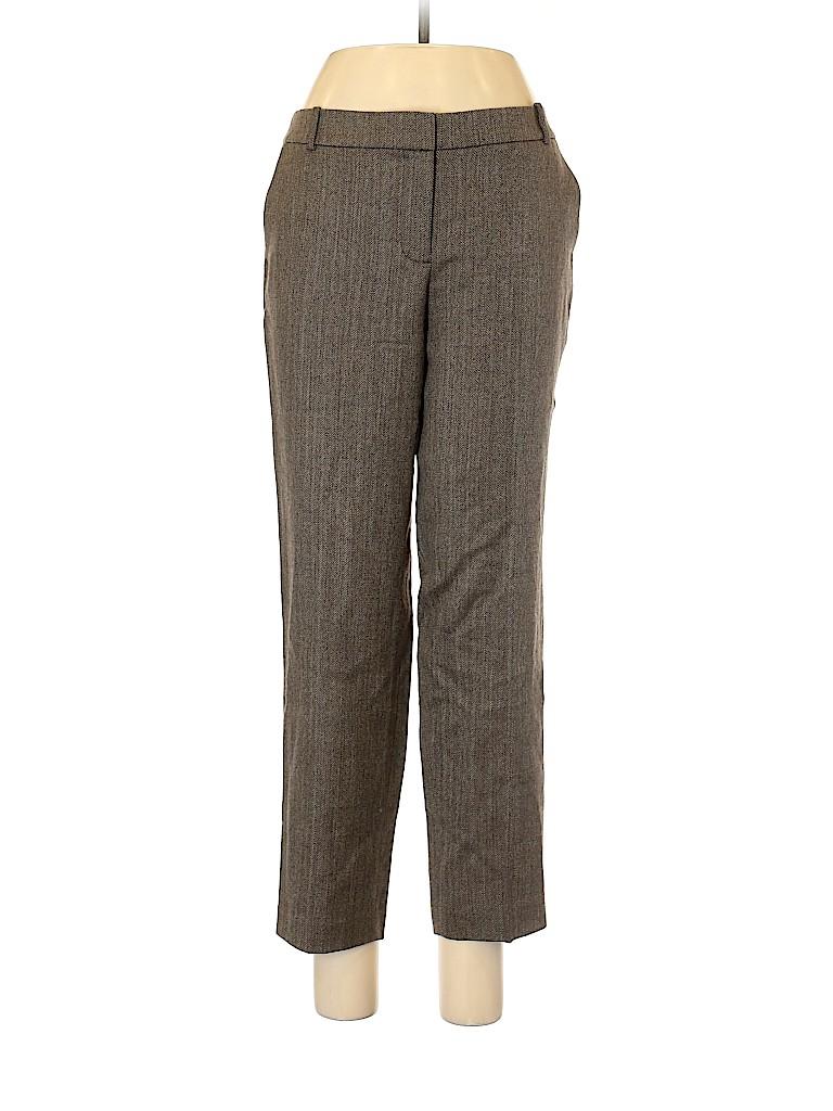 J. Crew Women Wool Pants Size 10