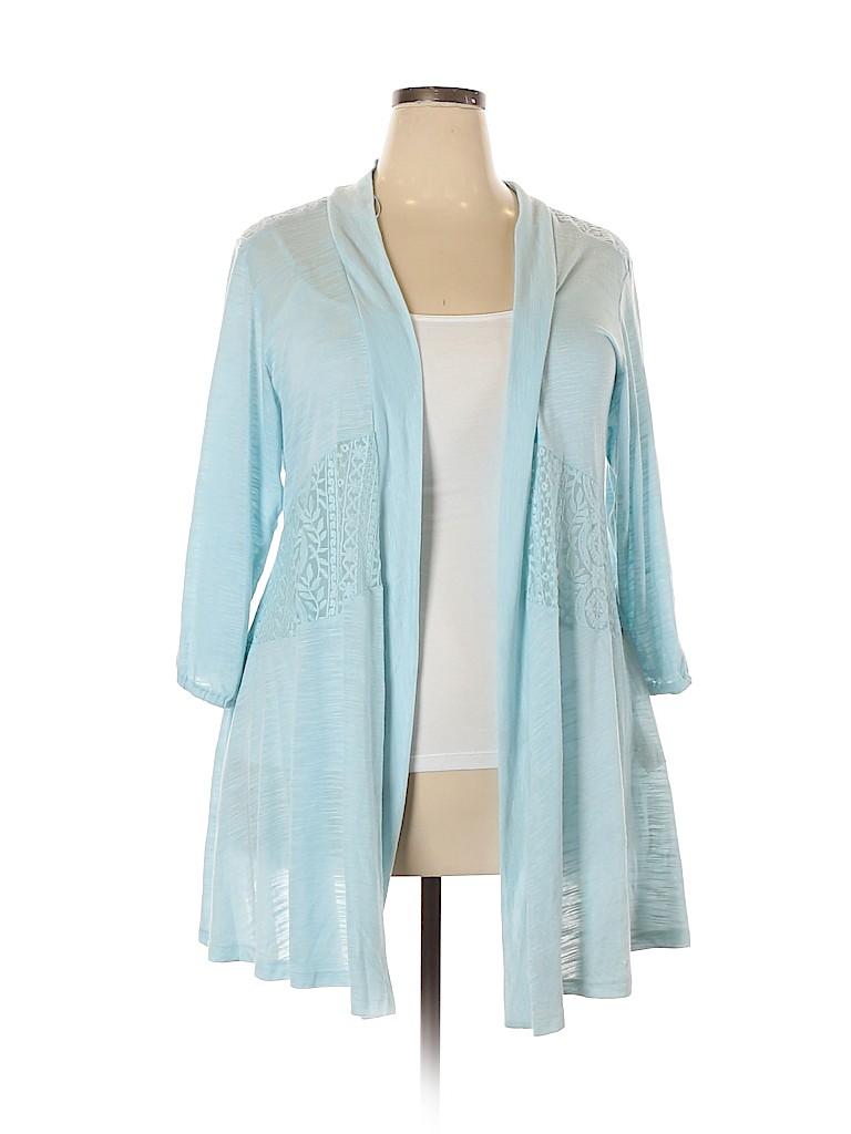 Simply Noelle Women Cardigan Size XXL