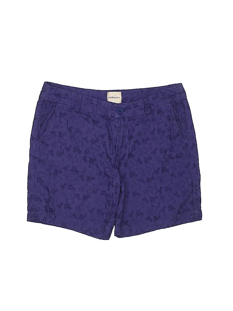 G.H. Bass & Co. Women Shorts Size 2