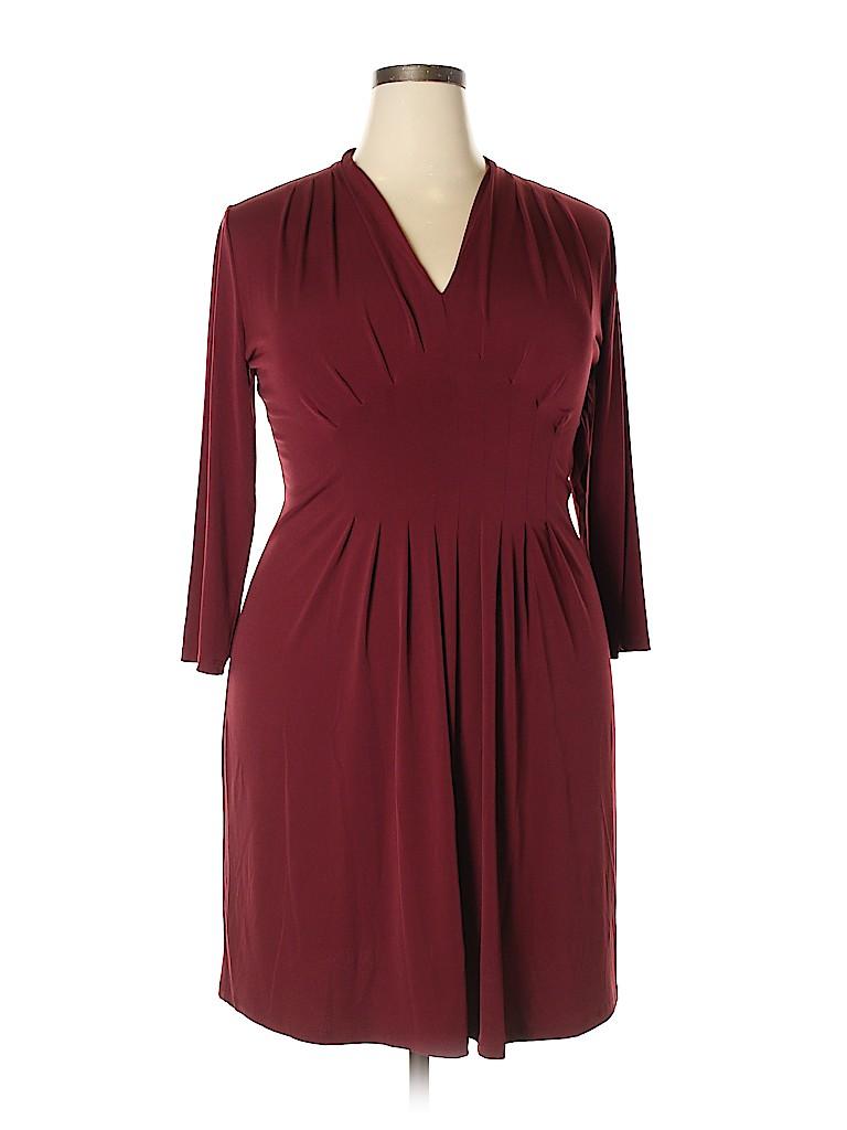 Catherine Malandrino Women Casual Dress Size XL