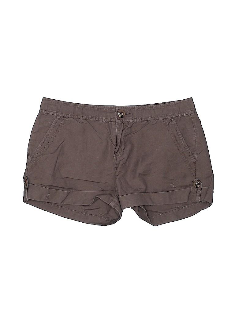 Old Navy Women Khaki Shorts Size 6