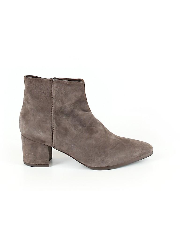 Stuart Weitzman Women Ankle Boots Size 4