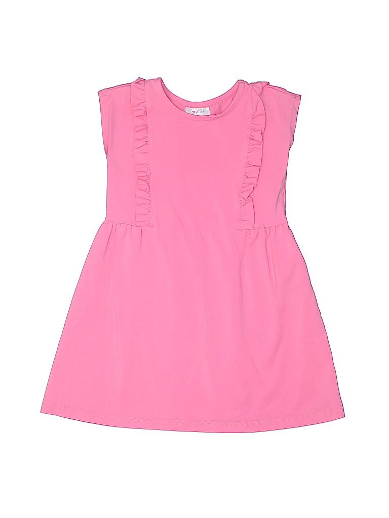 Hanna Andersson Girls Dress Size 4