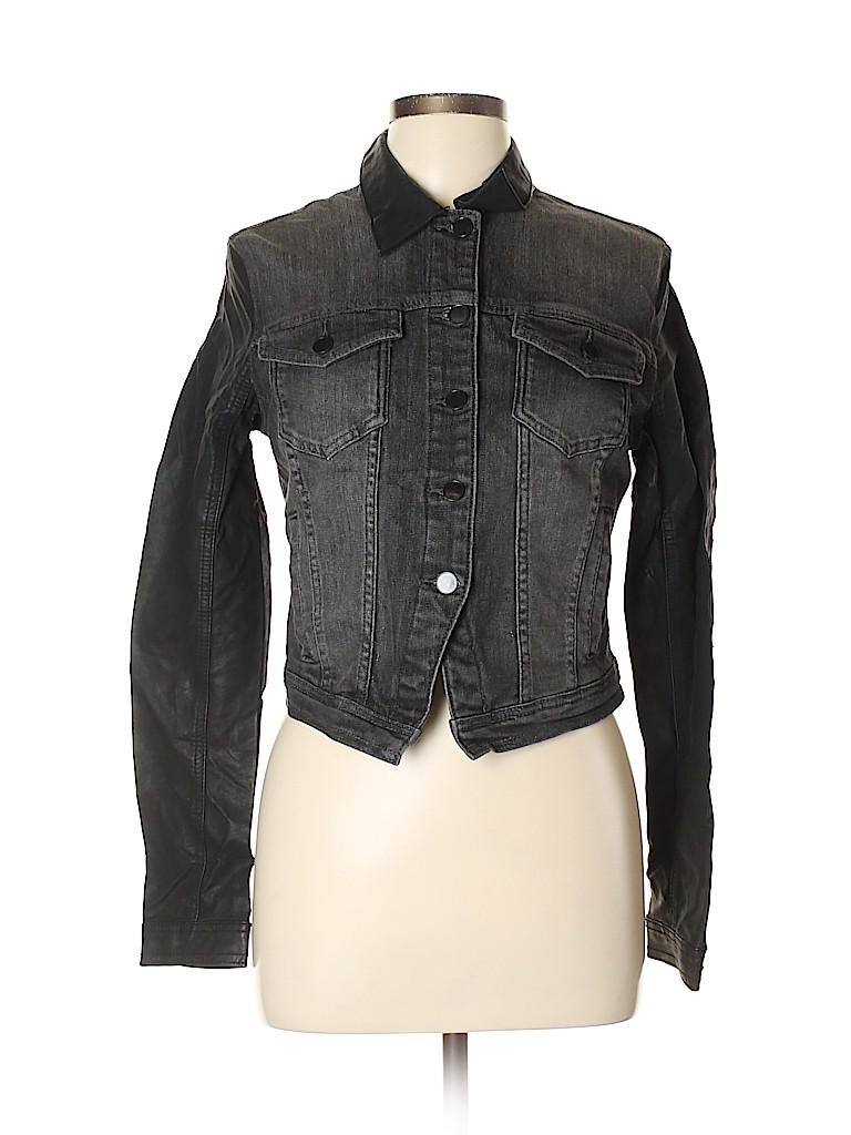 Just Fab Women Denim Jacket Size M