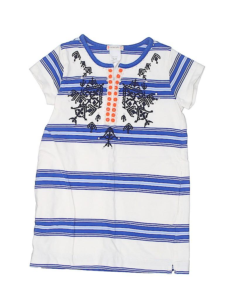Crewcuts Girls Dress Size 4 - 5
