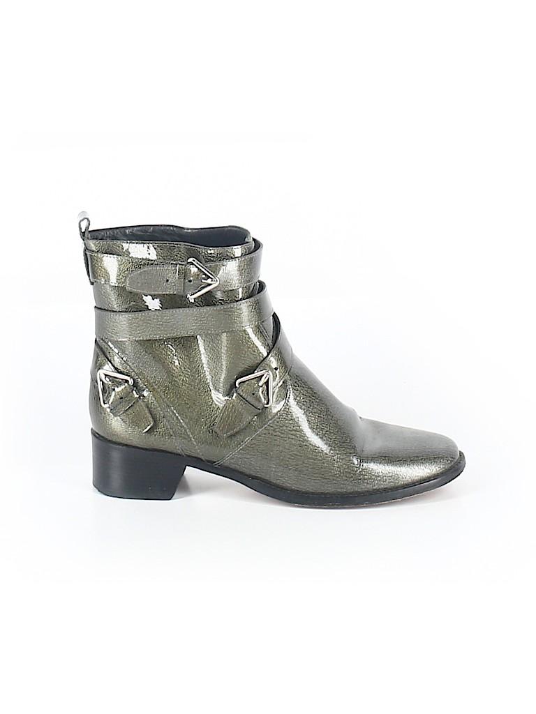 10 Crosby Derek Lam Women Ankle Boots Size 8