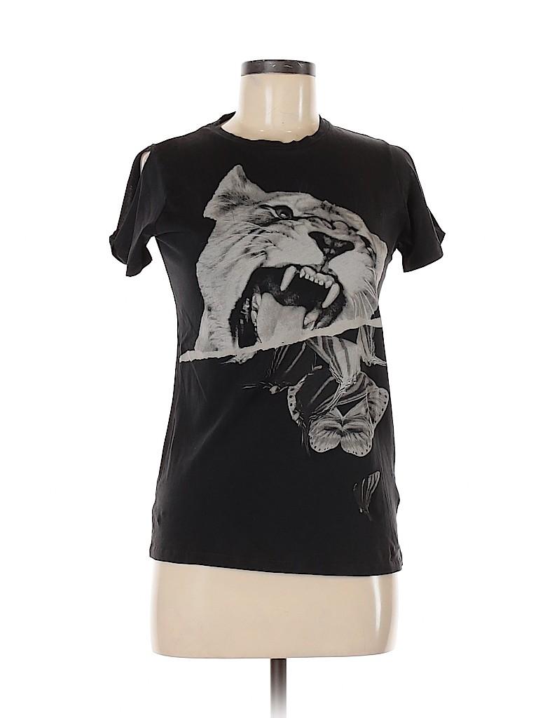 ALLSAINTS Women Short Sleeve T-Shirt Size XS