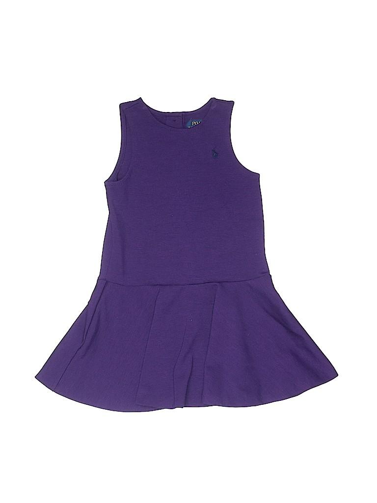 Polo by Ralph Lauren Girls Dress Size 4