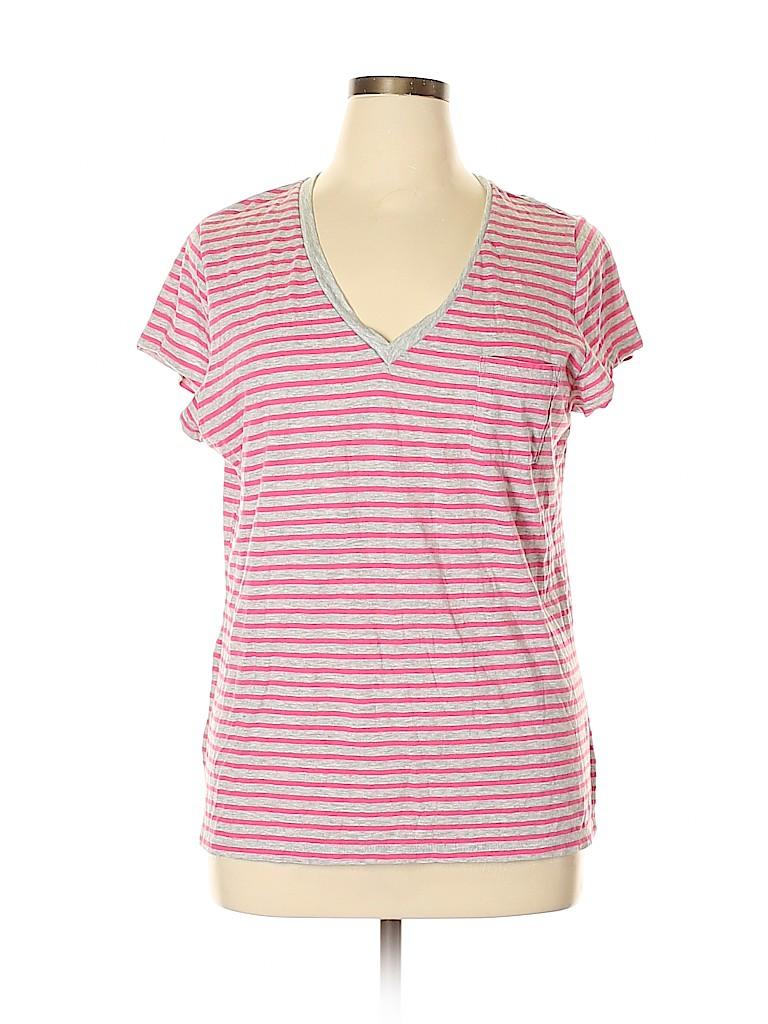 Gap Women Short Sleeve T-Shirt Size XL