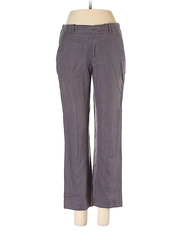 Elevenses Women Linen Pants Size 2