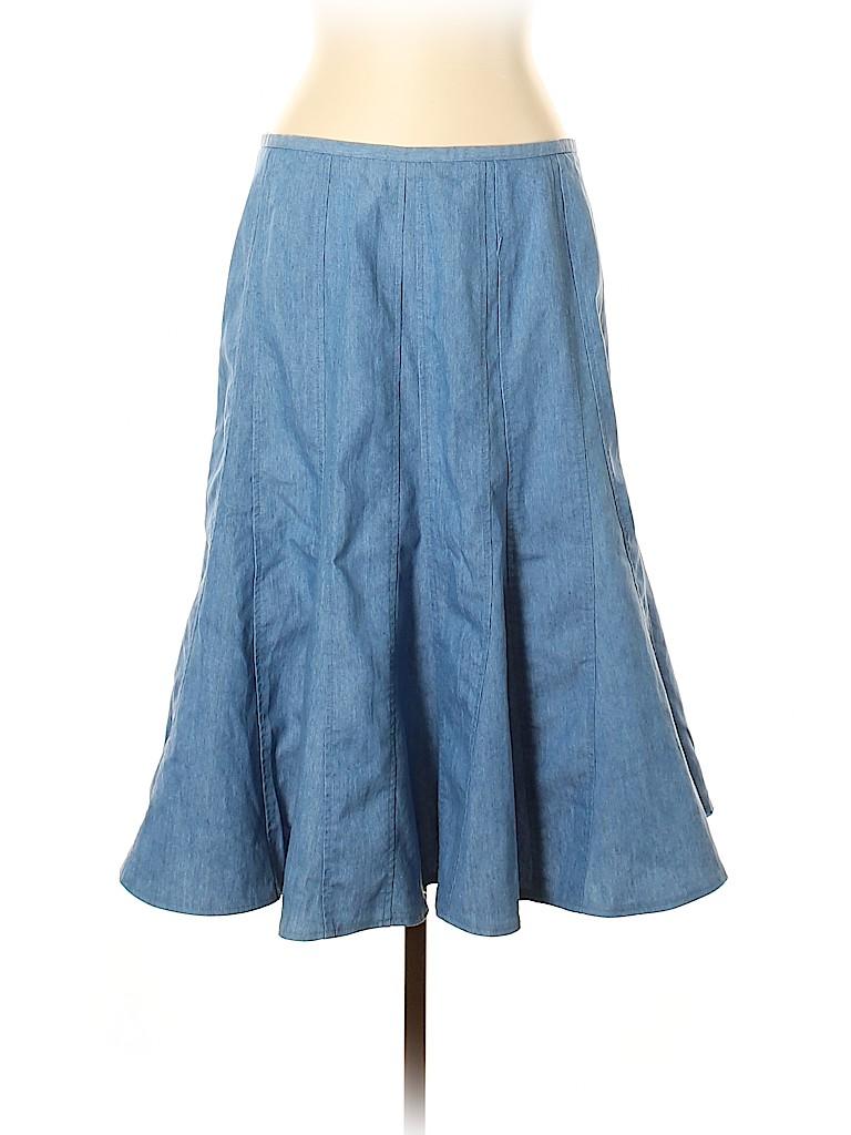 Westbound Women Denim Skirt Size 12