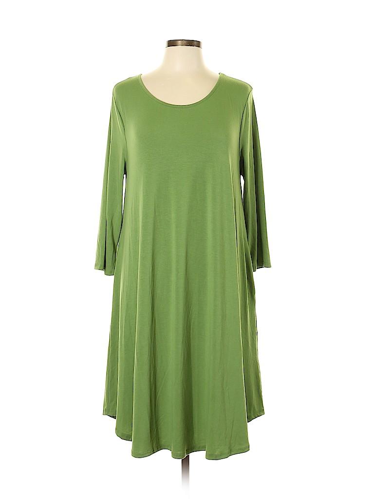 Zenana Premium Women Casual Dress Size XL