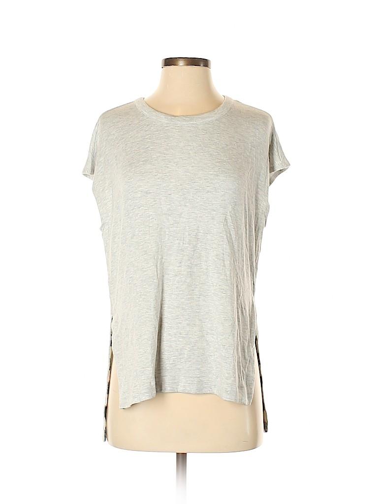 Lou & Grey Women Short Sleeve Top Size XS