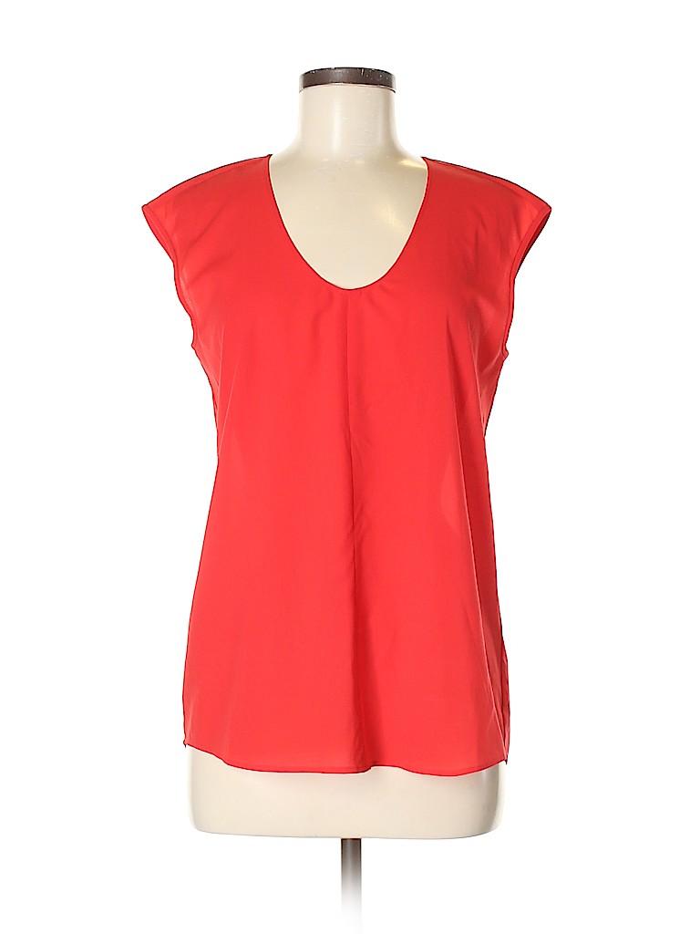 J. Crew Women Sleeveless Blouse Size 6