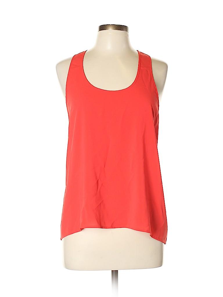 Frenchi Women Sleeveless Blouse Size L