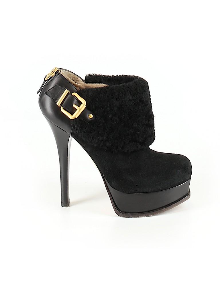 Fendi Women Ankle Boots Size 38.5 (EU)