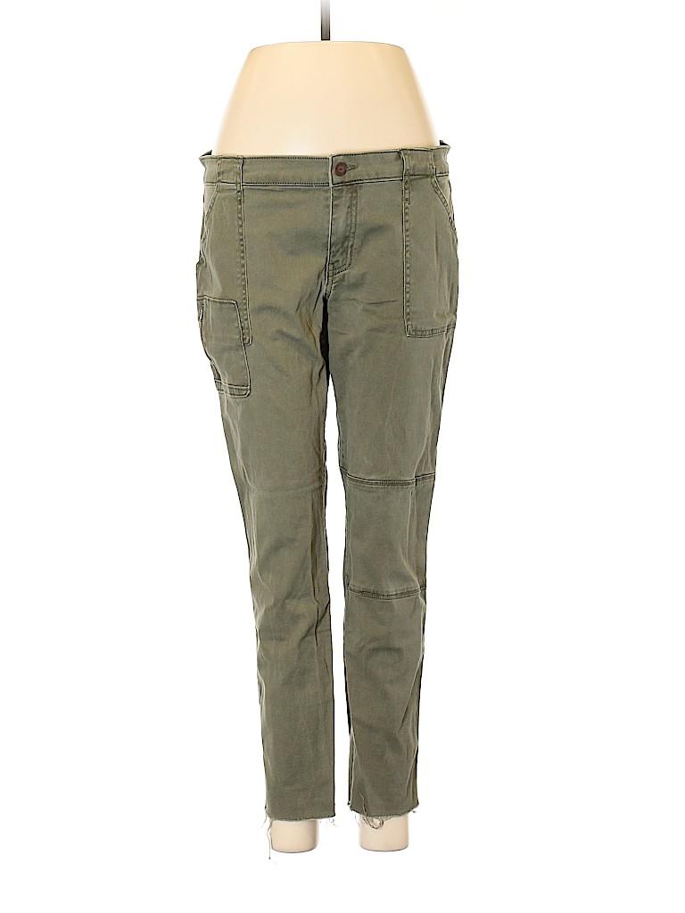 Hollister Women Casual Pants Size 30 (Plus)