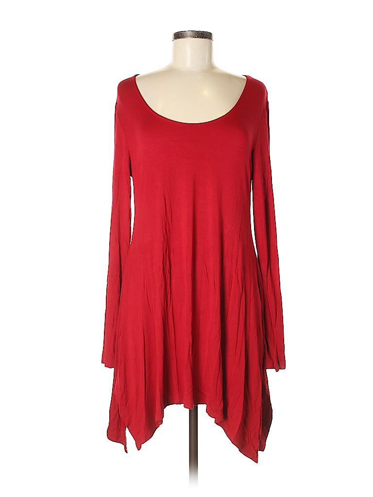 Soft Surroundings Women Casual Dress Size M