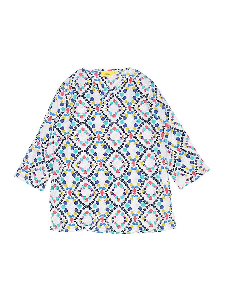 Roberta Roller Rabbit Girls Long Sleeve Blouse Size 8