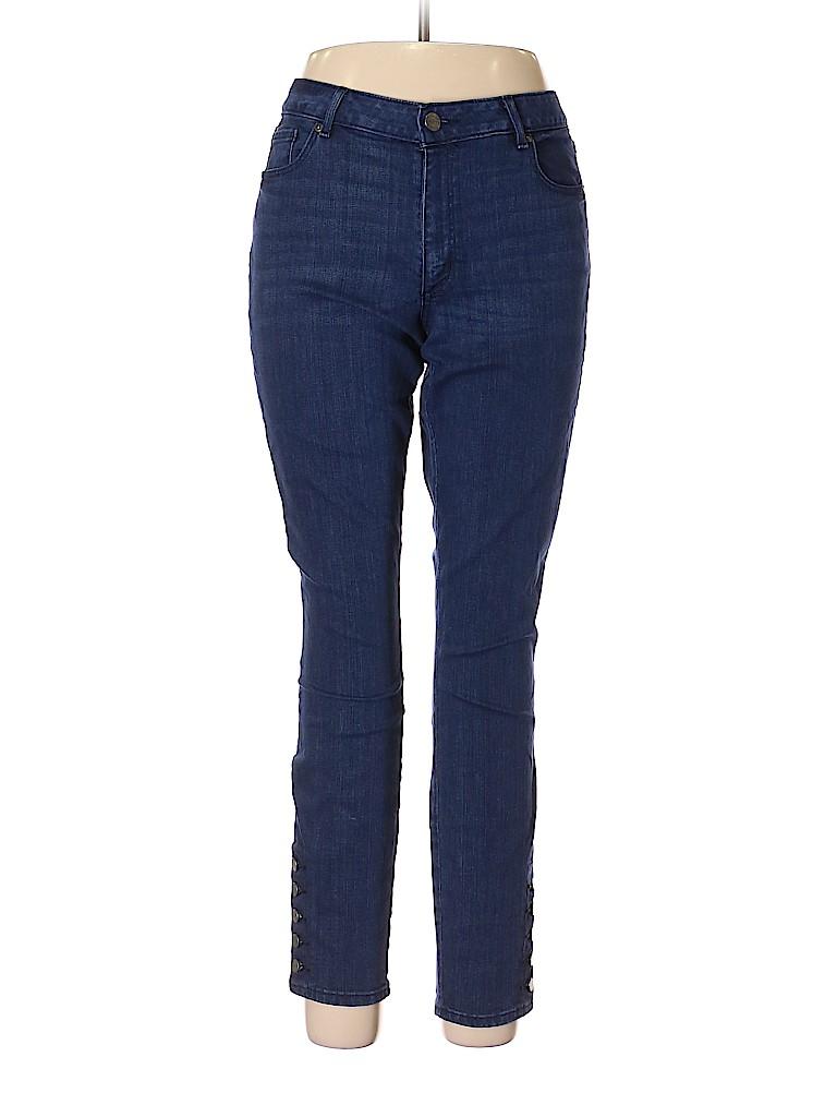 Ann Taylor LOFT Women Jeans Size 12
