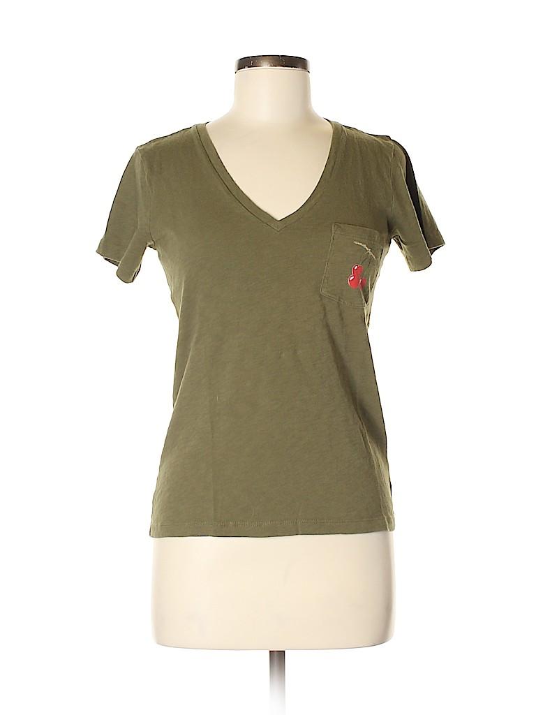 J. Crew Factory Store Women Short Sleeve T-Shirt Size XS