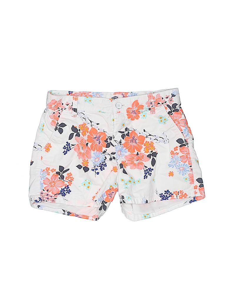 Old Navy Girls Khaki Shorts Size 14