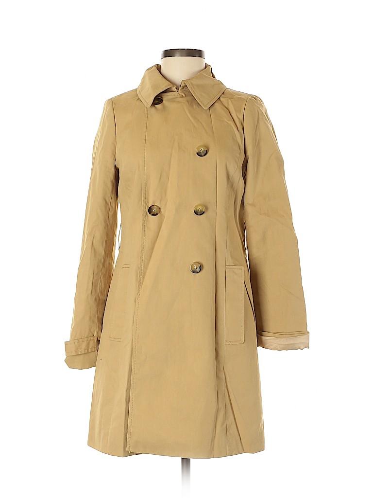 J. Crew Women Trenchcoat Size 6