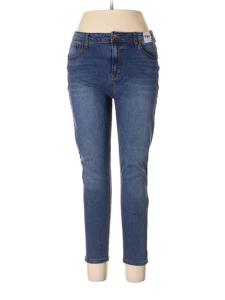 Kensie Women Jeans Size 14