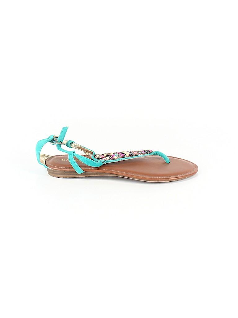 Bamboo Women Sandals Size 6