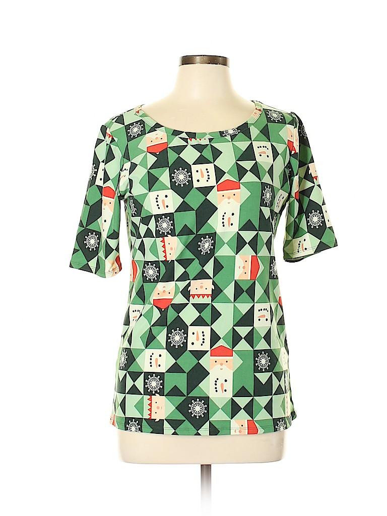 Lularoe Women Short Sleeve T-Shirt Size L