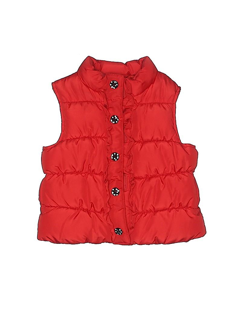 Gymboree Girls Vest Size 12-24 mo