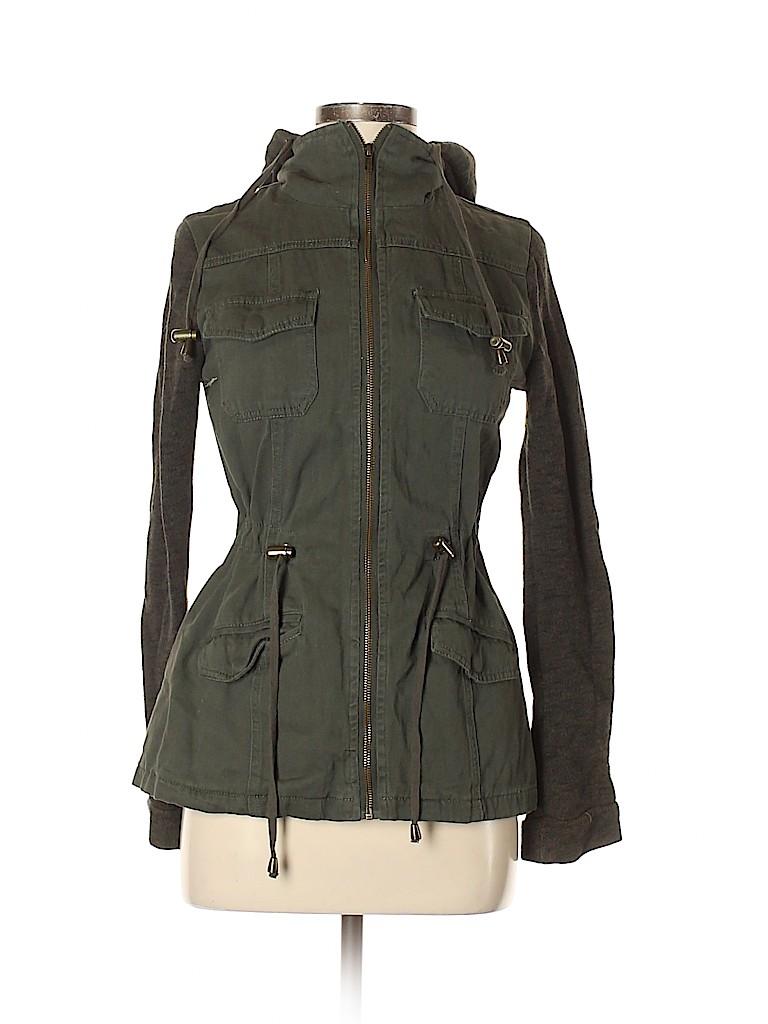 Charlotte Russe Women Jacket Size S