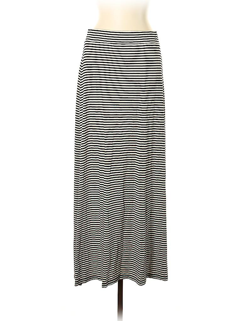 Lou & Grey Women Casual Skirt Size L