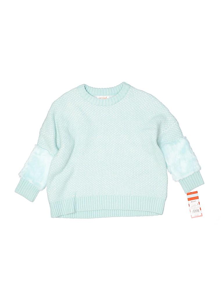 Cat & Jack Girls Sweatshirt Size 4 - 5