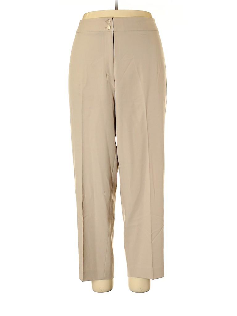 Calvin Klein Women Dress Pants Size 16W