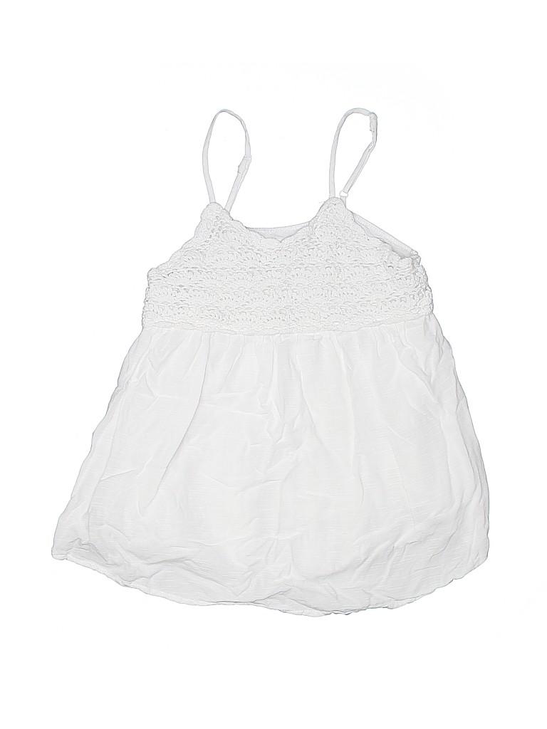 Art Class Girls Sleeveless Blouse Size 10 - 12