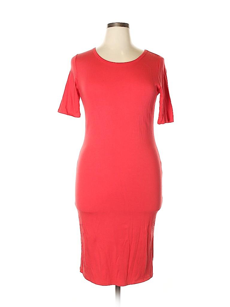 Lularoe Women Casual Dress Size L