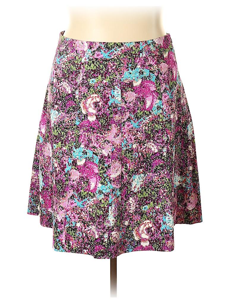 Lane Bryant Women Casual Skirt Size 18 (Plus)
