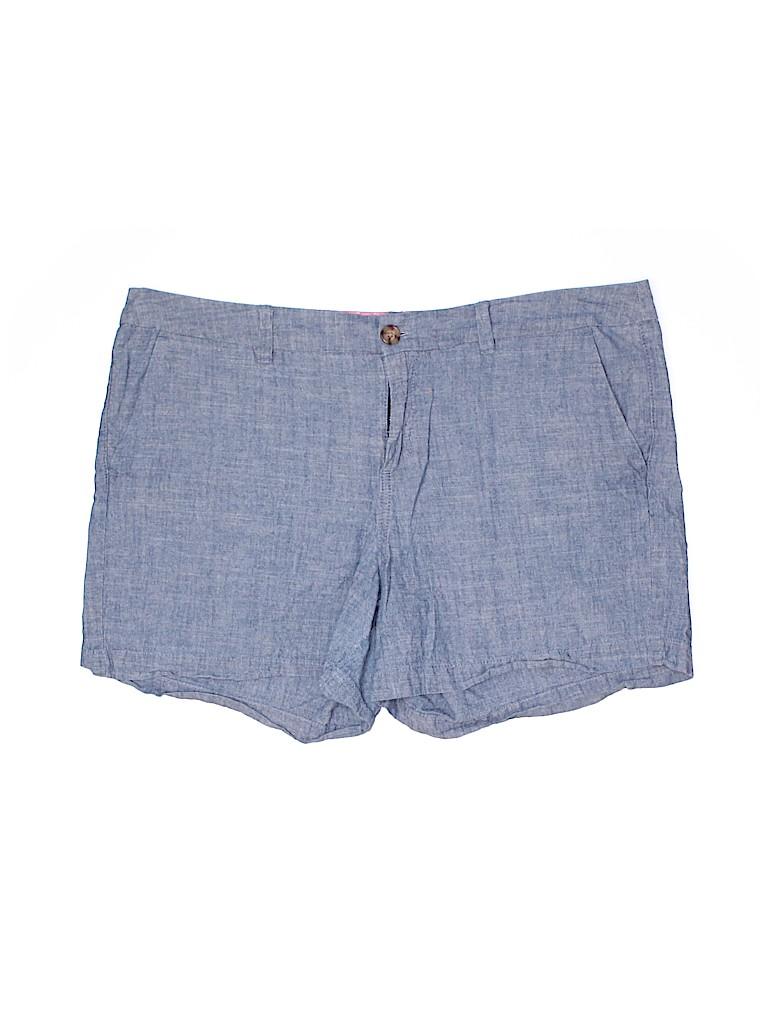 Merona Women Khaki Shorts Size 14