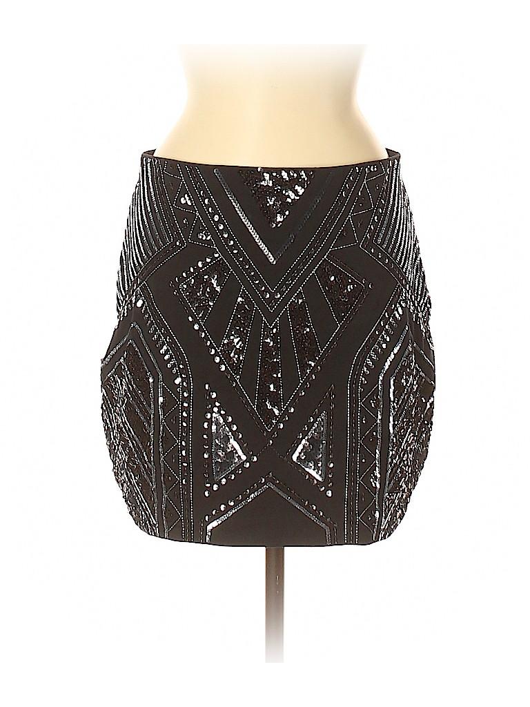 Express Women Formal Skirt Size M