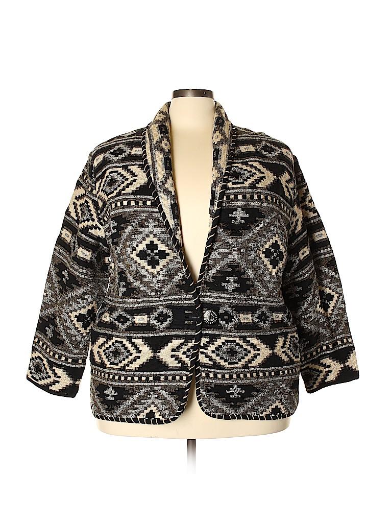 Fashion Bug Women Jacket Size 22 - 24 (Plus)