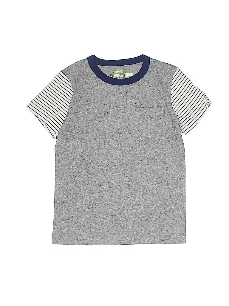 Crewcuts Boys Short Sleeve T-Shirt Size 6 - 7