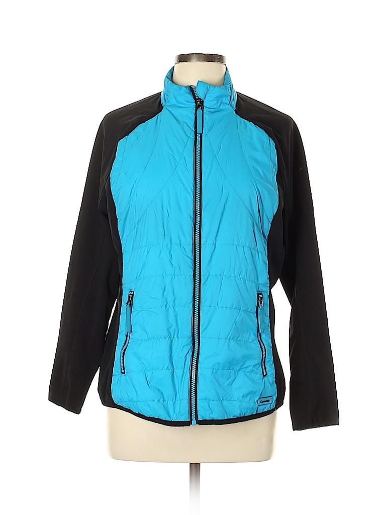 Calvin Klein Women Track Jacket Size XL