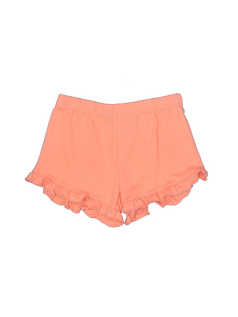 Chick Pea Girls Denim Shorts Size 4T